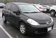 nissan versa 2007 manual transmission