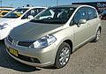 2009 Nissan Tiida (C11 MY07) ST hatchback 01.jpg