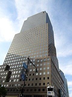 200 Liberty Street skyscraper in New York City