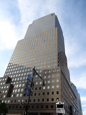 Cadwalader, Wickersham & Taft - Cadwalader's global headquarters in the One World Financial Center, New York City
