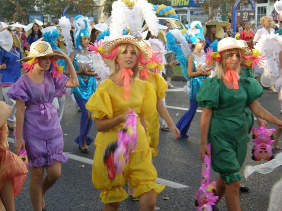 2010. Донецк. Карнавал на день города 374