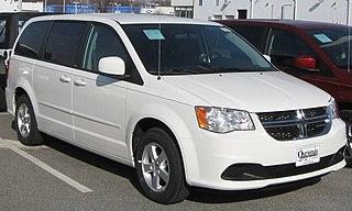 Dodge Caravan Motor vehicle