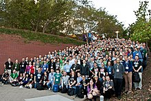 2012 Google Summer of Code Mentor Summit Group Photo.jpg