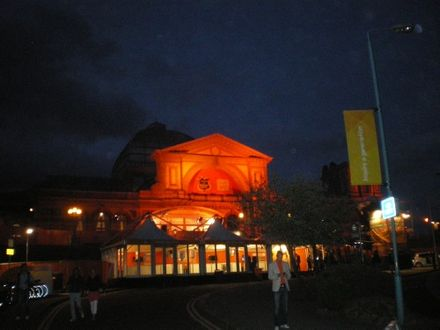 The Holland Heineken House, the Dutch home in Alexandra Palace. 2012 Holland Heinken House.jpg