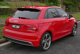 Audi A1 - 5-door Sportback