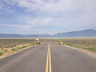 Nevada State Route 34 - WikiMili, The Free Encyclopedia