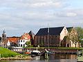 20140515 Zicht op Vollenhove vanaf de dijk langs Vollenhoverkanaal.jpg
