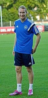 Thomas Kahlenberg Former Danish footballer