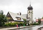 2014 Kościół Nawiedzenia NMP w Karpaczu, 01.JPG