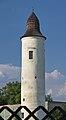 2014 Kocobędz, Wieża strażnicza byłego zamku 03.jpg
