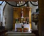 2014 Nowy Waliszów, kościół 13.JPG