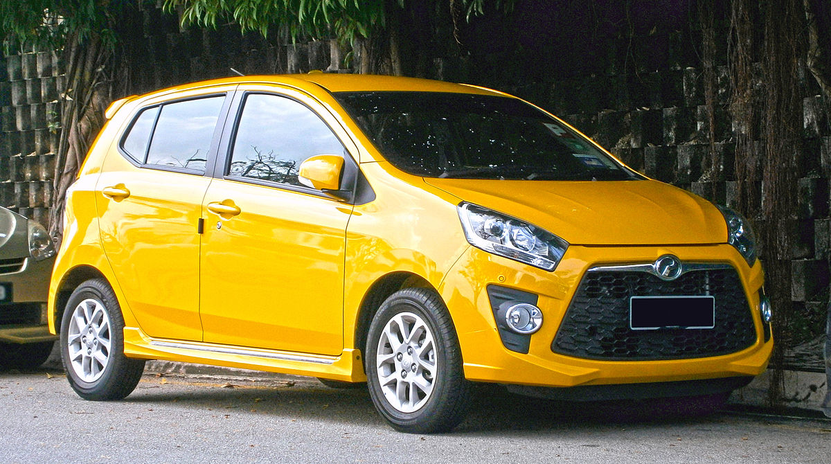 report of perodua