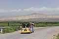 2014 Prowincja Ararat, Krajobraz widziany z drogi prowadzącej do klasztoru Chor Wirap (06).jpg