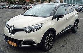 2014 Renault Captur (14931859481)