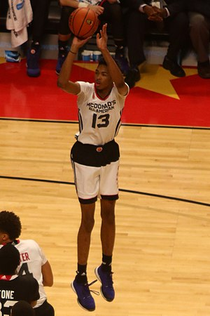 Brandon Ingram - Ingram in the 2015 McDonald's All-American Game