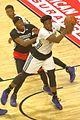 20150401 MCDAAG Caleb Swanigan rebounds in front of Diamond Stone (2).JPG