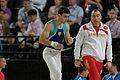 2015 European Artistic Gymnastics Championships - Rings - Artur Tovmasyan 01.jpg