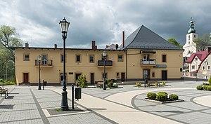 Szczytna - Old Town