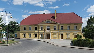 2015 Wiejski Ośrodek Kultury w Gorzanowie.JPG