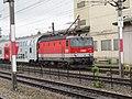 2017-09-01 (463) ÖBB 1144 091-6 and ÖBB 26-33 at Bahnhof Böheimkirchen.jpg