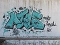 2017-10-04 Graffiti Urbanização Jacarandá, Albufeira.JPG