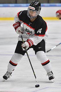 Haruka Toko Japanese ice hockey player