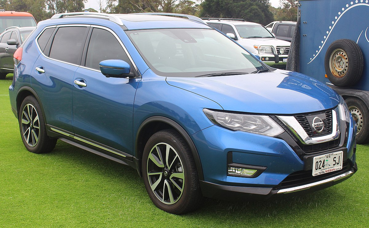 Nissan X-Trail - Wikipedia