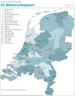 Hoogheemraadschap van Delfland Place in Netherlands
