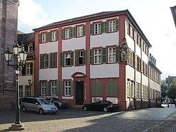 Schulgasse in Heidelberg