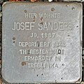2018 08 13 Stolpersteine Straelen Sanders Josef.jpg