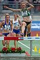 2018 DM Leichtathletik - 3000 Meter Hindernislauf Frauen - Saskia Schmiemann - by 2eight - DSC9194.jpg