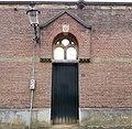 2018 Maastricht, Abtstraat, poortje tussen nr 10 & 14.jpg