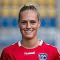 2019-07-31 Fußball, Flyeralarm Frauen-Bundesliga, Mannschaftsfotos FF USV Jena 1DX 5466 by Stepro.jpg