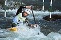 2019 ICF Canoe slalom World Championships 037 - Ana Sátila.jpg