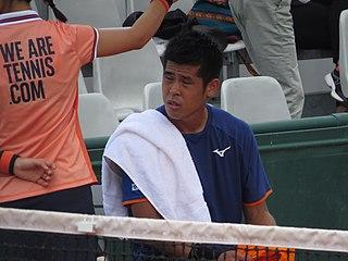 Kaichi Uchida Japanese tennis player