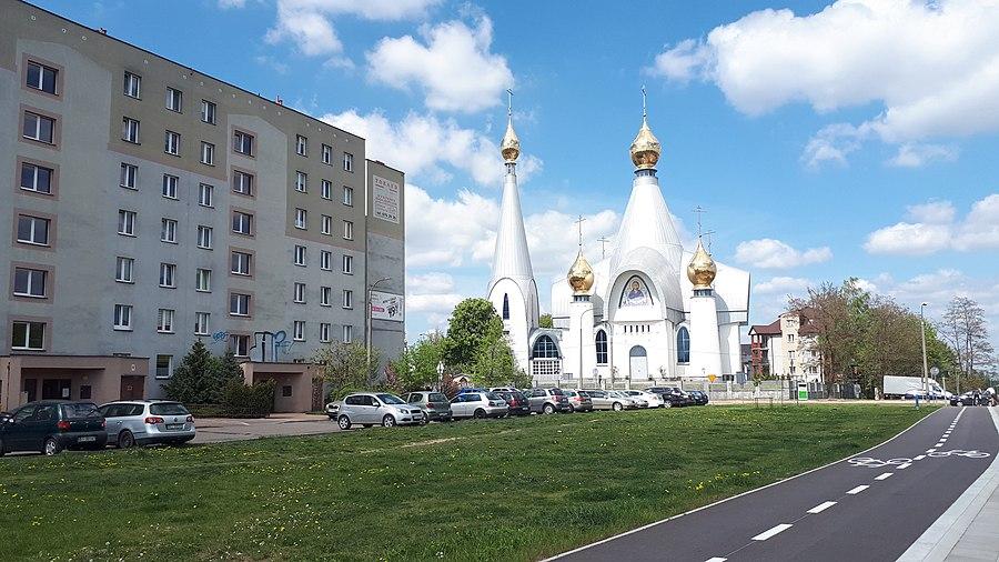 Osiedle Nowe Miasto, Białystok