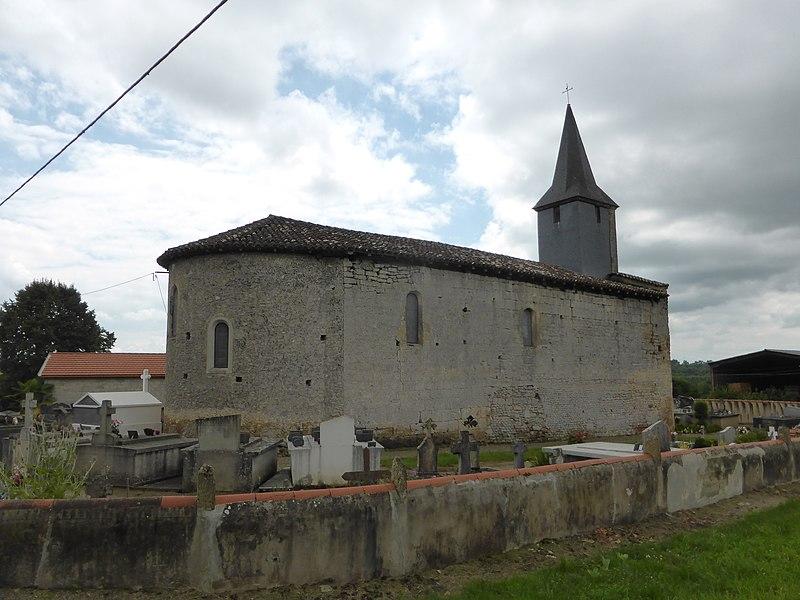 File:20 - Église de Lias d'Armagnac.JPG
