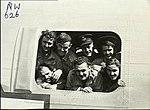 24 Squadron RAAF Liberator aircrew Fenton NT AWM NWA0626.jpg