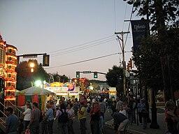 none Main Street during the Ephrata Fair