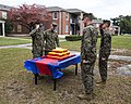 26th MEU cake-cutting ceremony 131107-M-HF949-011.jpg