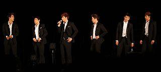 2PM South Korean boy band
