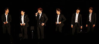 2PM - Image: 2PM in Japan on 6 August 2011