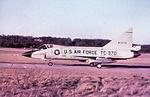 32d Fighter-Interceptor Squadron Convair TF-102 Delta Dagger 54-1370.jpg
