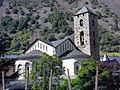 337 Sant Esteve (Andorra la Vella), des de la pl. del Poble.JPG