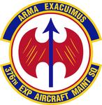 376 Expeditionary Aircraft Maintenance Sq emblem.png