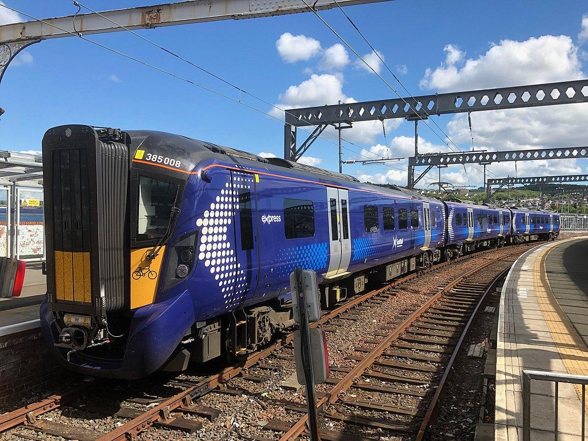 British Rail Class 385