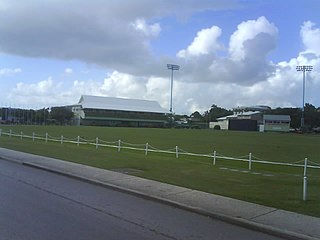 Three Ws Oval Cricket field in Barbados