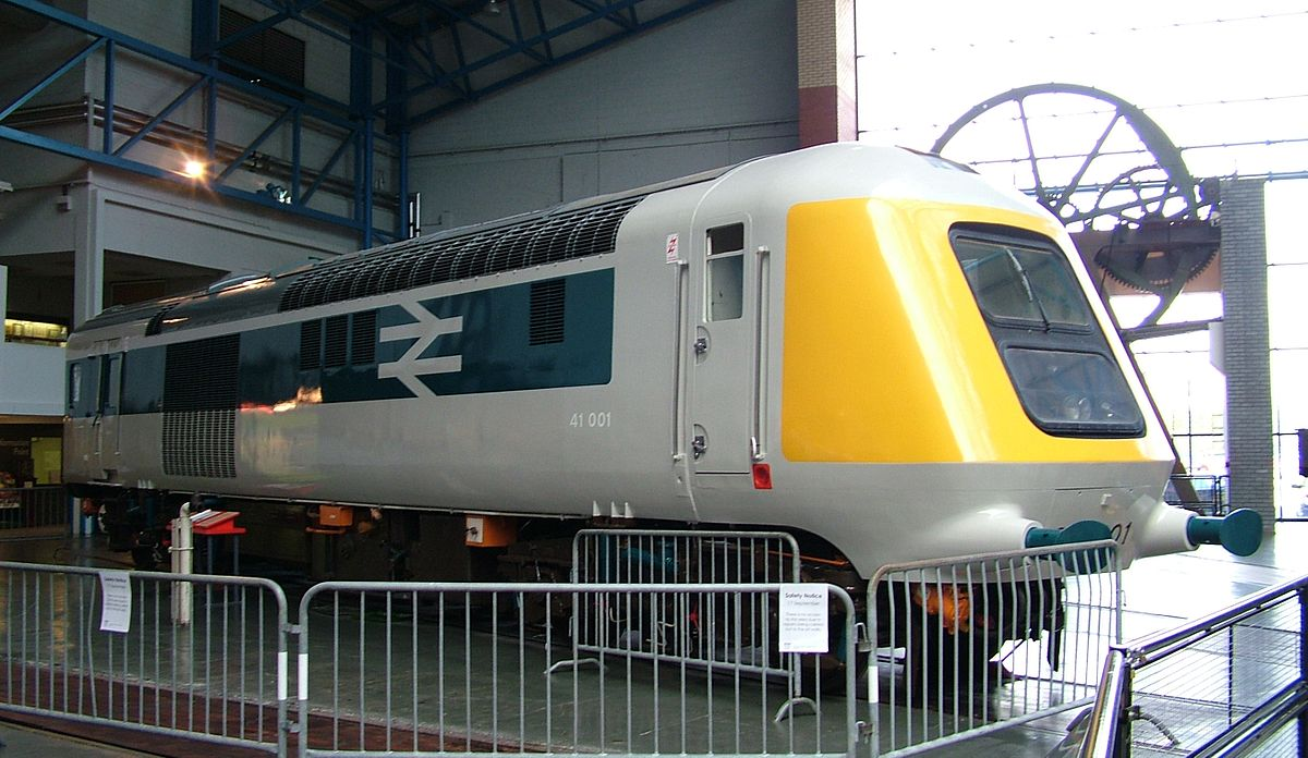 British Rail Class 41 Hst Simple English Wikipedia