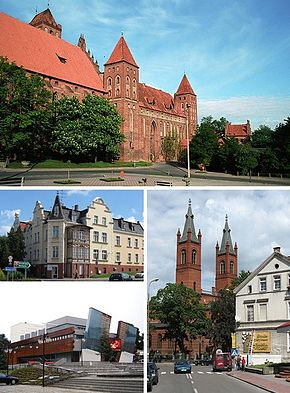 444. Collage of views of Kwidzyn.jpg