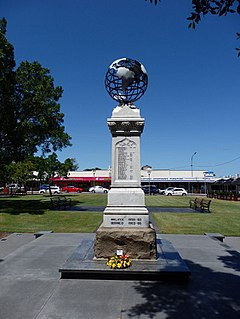 Pialba Memorial Cenotaph